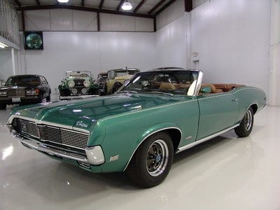 139 best ford and lincoln mercury gt cougar mustang and such rare 1969 mercury cougar xr 7 convertible 390 4 speed publicscrutiny Image collections