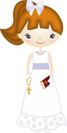 girls 1st communion png - Buscar con Google