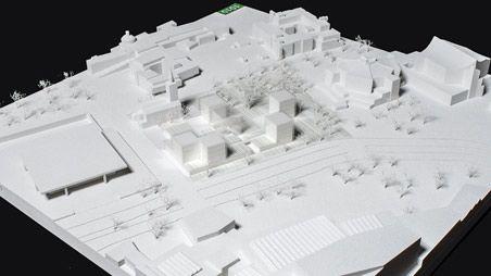 Riken Yamamoto & FIELDSHOP from Yokohama and Holzer Kobler Architekten