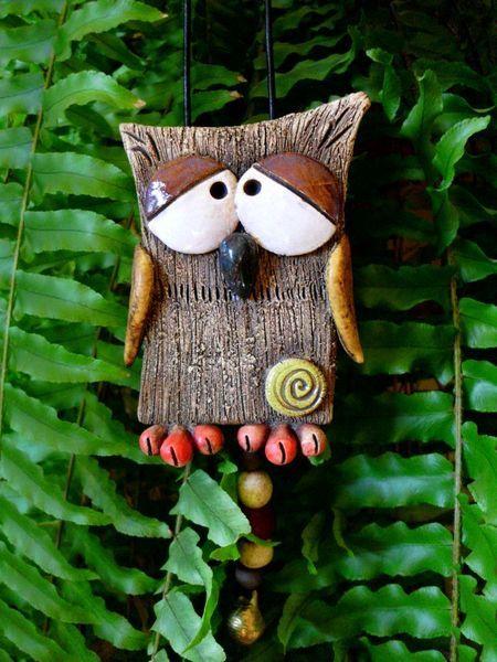 Gartendekoration - kLimPeReuLe .* .` - ein Designerstück von kumanalu bei DaWanda