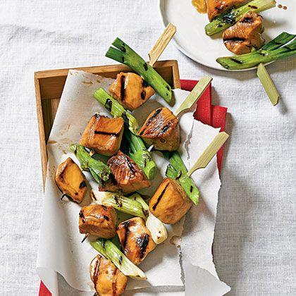 Chicken Yakitori   MyRecipes