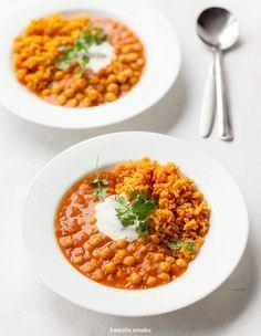 Curry z ciecierzycy
