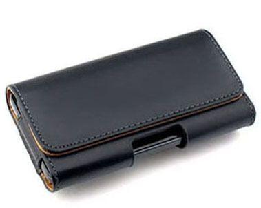 Новый гладкая кожа с клипсой на пояс сумки для innos d10 для huawei g600 для zte v975-мастер чехлы для телефона аксессуары для мобильных телефонов