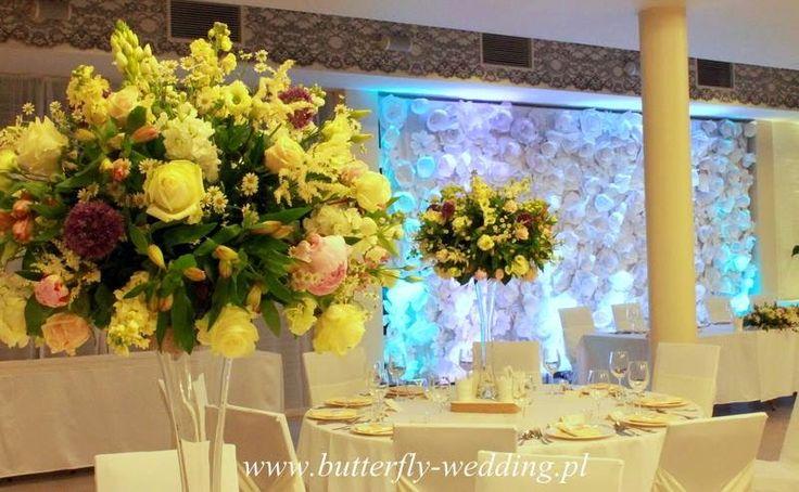 dekoracja w Marena Spa