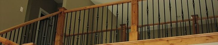Utah stair and railing builder, custom staircases. hand rail. | Apex Carpentry