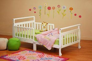 Anna Toddler Bed - AFG Baby Furniture 7008 by AFG. $124.65. Kids & Youth->Kids Beds and Headboards. Kids & Youth. Kid's Toddler Bed with Guard Rails in White Finish. Some assembly may be required. Please see product details.. This contemporary toddler bed(model number 7008) isa safe and sturdy bed for your child. The bed comes with two guard rails on both sides of the toddler's bed, allowing your child to have peaceful night's rest without any problems. Because i...