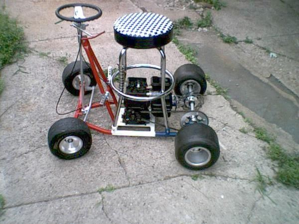 68 best Cool Bar Stool Racers images on Pinterest : c54ff8f210dc7daefef0014f741a0d93 karts lawn from www.pinterest.com size 600 x 450 jpeg 53kB