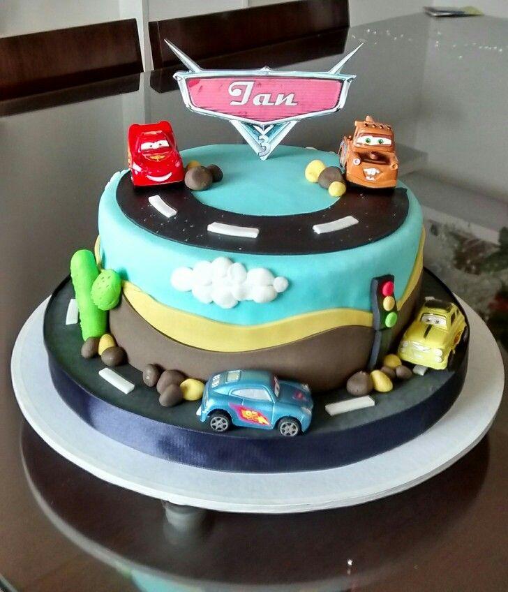 Torta Cars Disney
