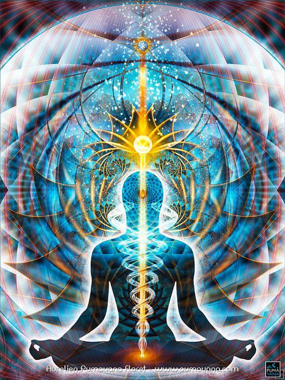Best 25 meditation art ideas on pinterest yoga art - Meditation art wallpaper ...