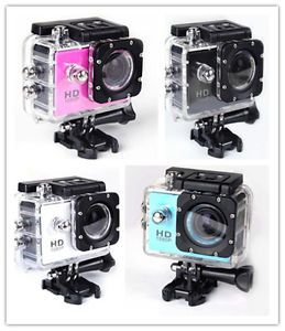 a 1 hd 1080p video camara dv similar gopro o sj4000 deportiva sumergible
