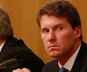 Liberal Senator Cory Bernardi. The Unacceptable face of Xenophobia.