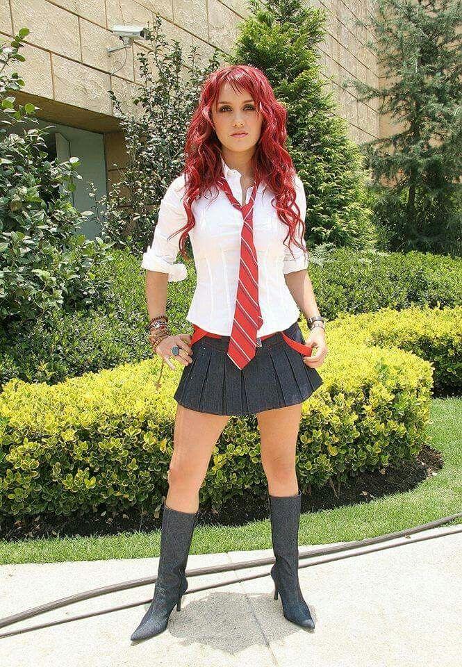 Roberta Pardo #DulceMaria #Rebelde #RBD