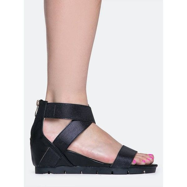 25 Best Ideas About Low Wedge Sandals On Pinterest Low