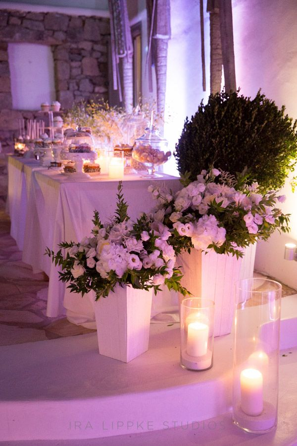 White Elegant Wedding