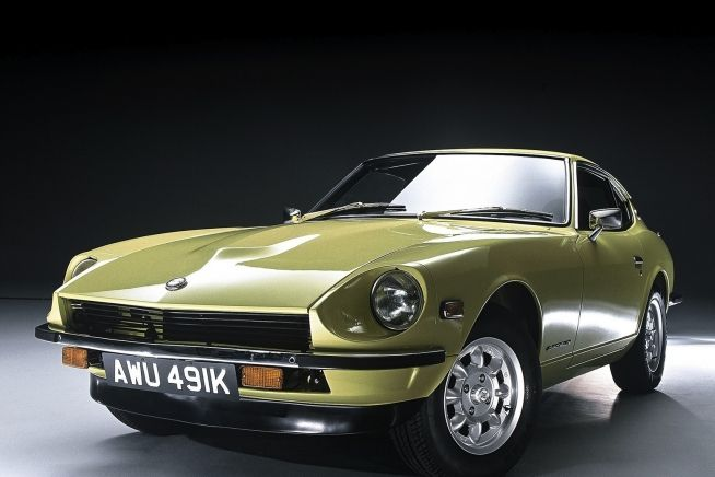 Sports Cars Luxury >> Nissan 240Z | Lugares