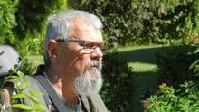 Activist Geoffrey McMurchy blazed a trail for disability arts: Geoffrey McMurchy in 2013, in the garden of his Victoria home. (Courtesy of the McMurchy family)