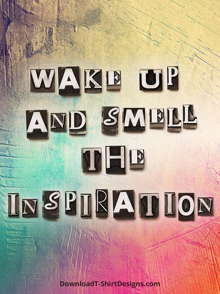 Wake up and smell the Inspiration! http://downloadt ...