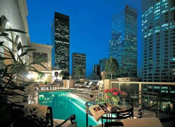 17 best images about los angeles romantic getaways on - Best hotel swimming pools in los angeles ...