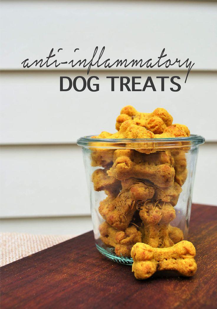 Anti-inflammatory Dog Treats