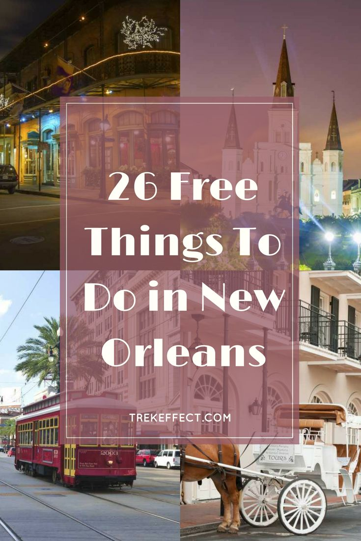 With extravagant options for transportation, food and entertainment, a trip to a big city in the US can be quite a drain to your travel funds and savings. But in New Orleans, a traveler may experience an endless medley of thrills, excitement and cool live music without spending thousands of dollars.