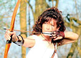 Risultati immagini per tiro con l'arco tradizionale