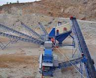 Indonesia coal surface mining machine,opencast coal quarry plant