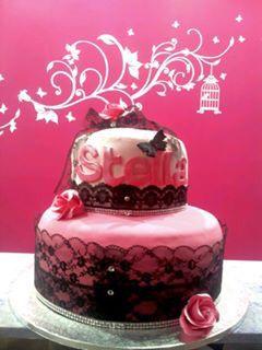 Pizzo cake