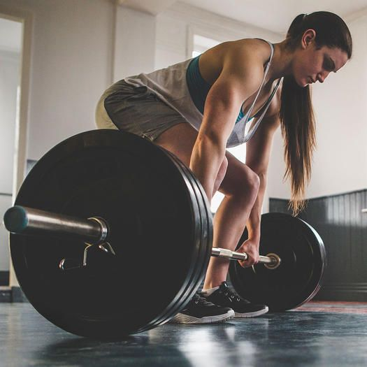 Beyond Awesome Benefits of Olympic Weightlifting - Shape.com