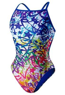 Love Music Extreme Back - Speedo Endurance Lite - SPEEDO - Speedo USA Swimwear