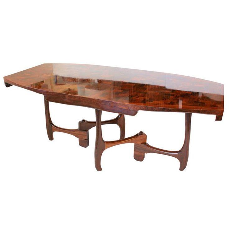 Custom Don Shoemaker Dining Table