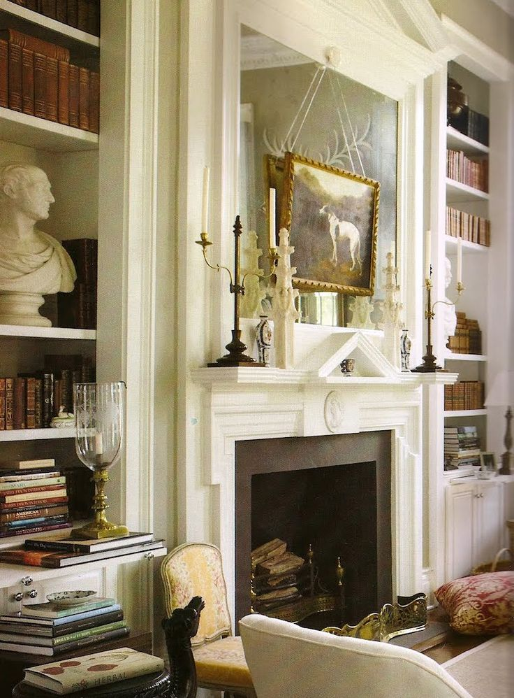 17 Best Ideas About White Mantel On Pinterest Fireplace Mantels Fireplaces And Hearths