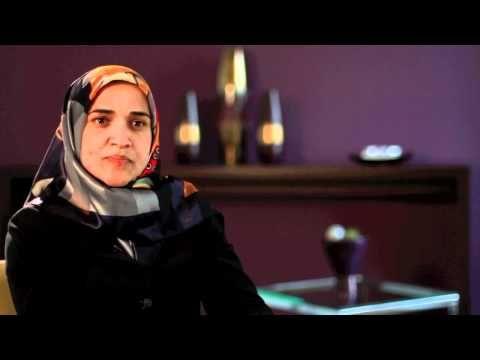 Dalia Mogahed on CelebrateMercy: The Prophet Muhammad's Love & Concern for His Wife Aisha - YouTube