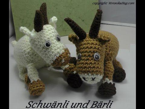 HEIDI `s Bärli und Schwänli - Teil 1 - Hufen und Beine - Veronika Hug - YouTube