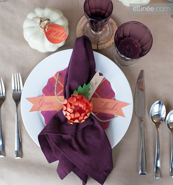 17 Best Images About Purple Thanksgiving On Pinterest