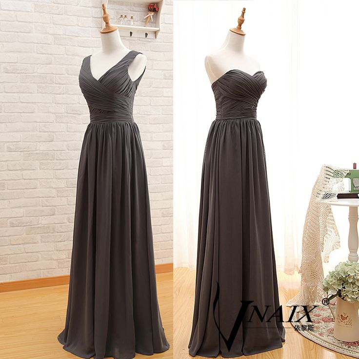 Vnaix M2001 Two Styles Customized Modest Elegant Simple Plus Size Long Mother of the Bride Evening Dresses 2015