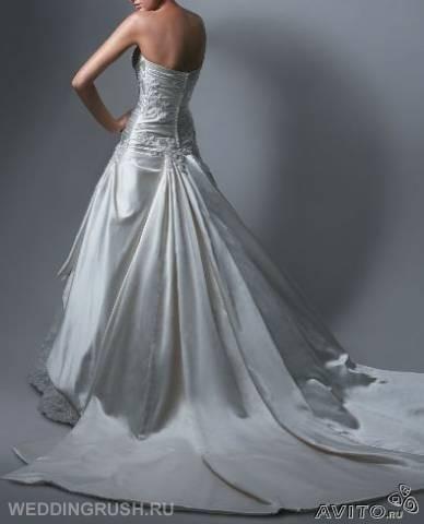 Платье анкара