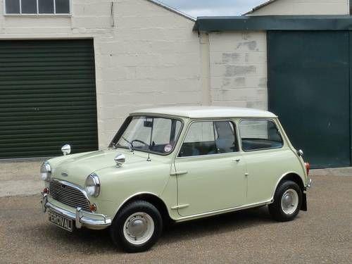 Austin Mini Cooper (1964)