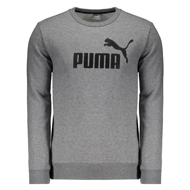 Moletom Puma Crew Nº 1 Cinza Somente na FutFanatics você compra agora Moletom Puma Crew Nº 1 Cinza por apenas R$ 179.90. Moletons. Por apenas 179.90
