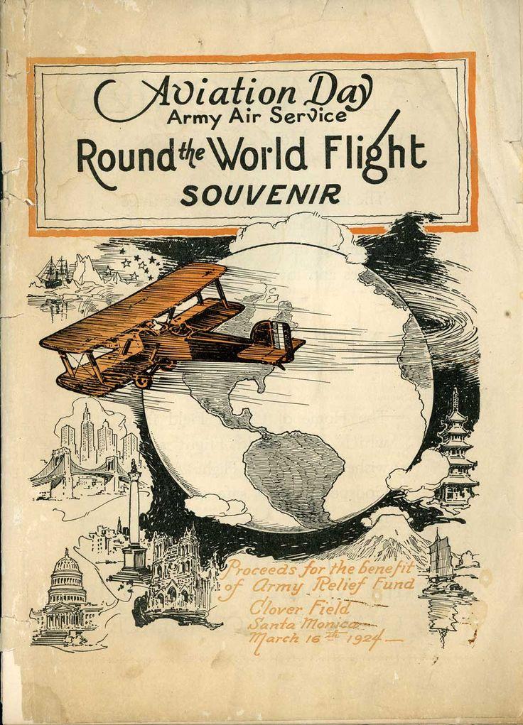 First Round-the-World Flight 1924