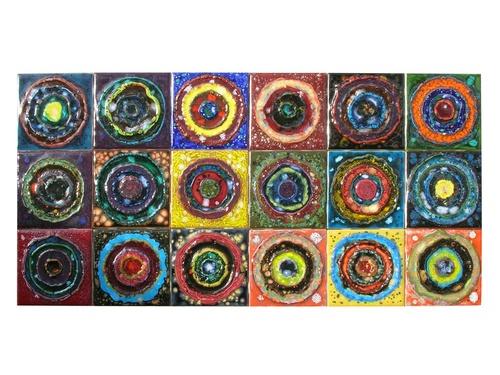 Galaxies-Celestial Wonders-Heavenly Spheres IV - elevated surface