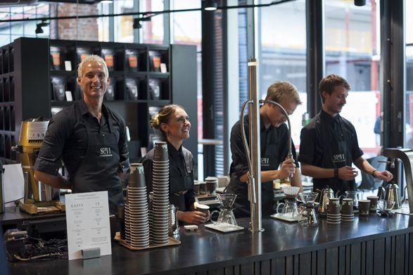 Solberg & Hansen, Mathallen Oslo