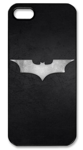 """Batman iPhone case. If I ever fall into the Apple abyss, this is SO mine. (Until they slightly change the shape of the phone and nothing else and make 4 years of iPhone cases no longer fit their """"new and improved"""" model)"""