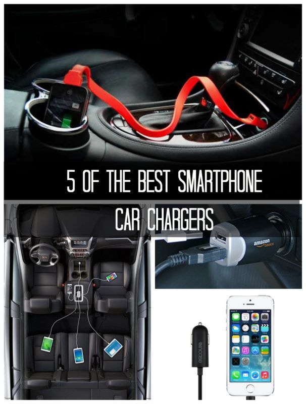 To prevent your phone from running out of juice keep a car charger in your