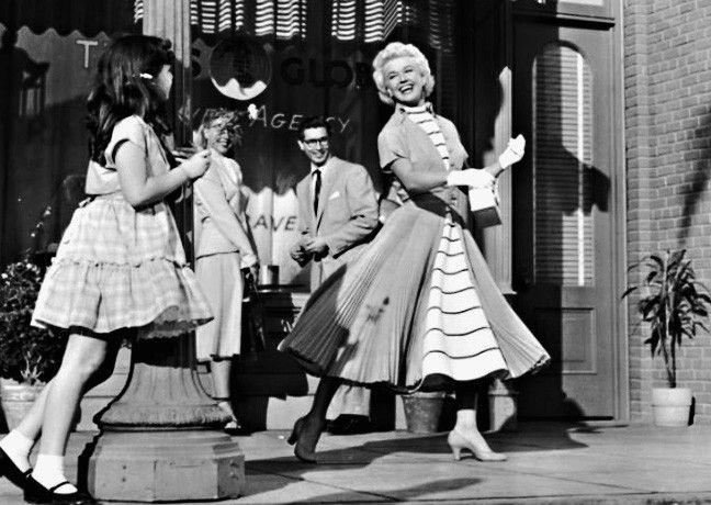 Doris Day's opening number in Lucky Me, The Superstition Song