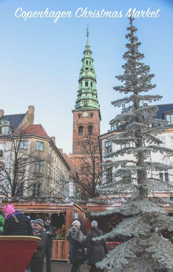 What can you get at Copenhagen Christmas Market?