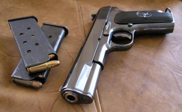 Пистолет TT выпуска 1950 г.