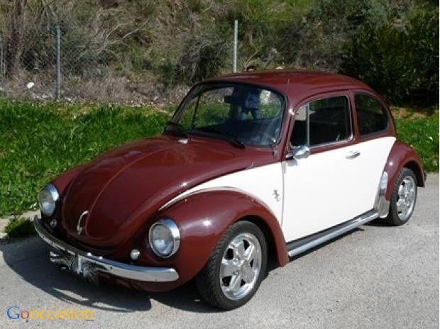 VW Coccinelle 13/03/1973