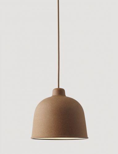 Grain - Modern Scandinavian Design Pendant Lamp by Muuto - Muuto