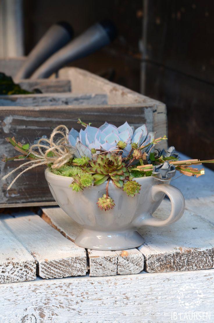 Flower inspiration by Ib Laursen.