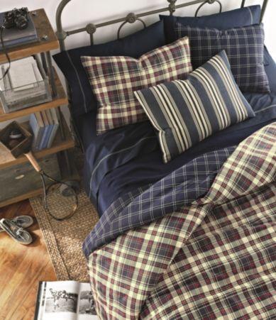 great bedding for guy's dorm room! Dillards Wyatt by Lauren Ralph Lauren